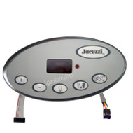 2600-331 JACUZZI® J-300 Control Panel, 1-Pump, 2008+