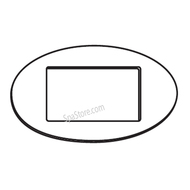 2660-110 Jacuzzi® Control Panel Underlay for J-300 & J-200 series, LED Panel 2002+