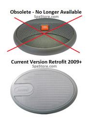 """Current Version 2009+ Jacuzzi® J-400 & J-LX®/J-LXL® Series Spa Speaker Oval, 5"""", with Grill"""