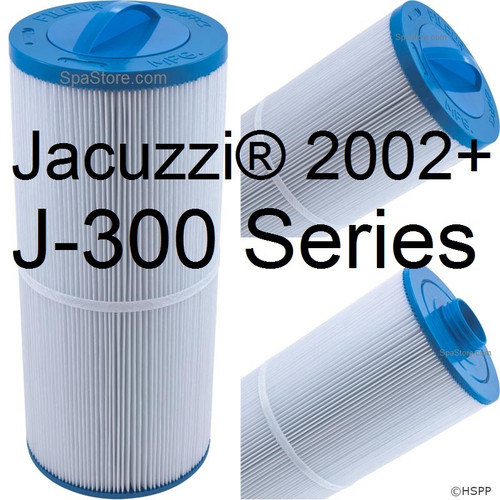 JACUZZI® Hot Tub Spa fitler Replaces 6000-383A, J-300, J-400,J-500, J-385, J-380, J-375, J-370, J-365, J-360, J-355, J-350, J-345, J-340, J-335, J-330, J-325, J-320-, J-315, J-310, J-495, J-480, J-470, J-465, J-460, J-425 J-415, J-585, J-575, J-LX® & J-LXL®, J-LX® & J-LXL®