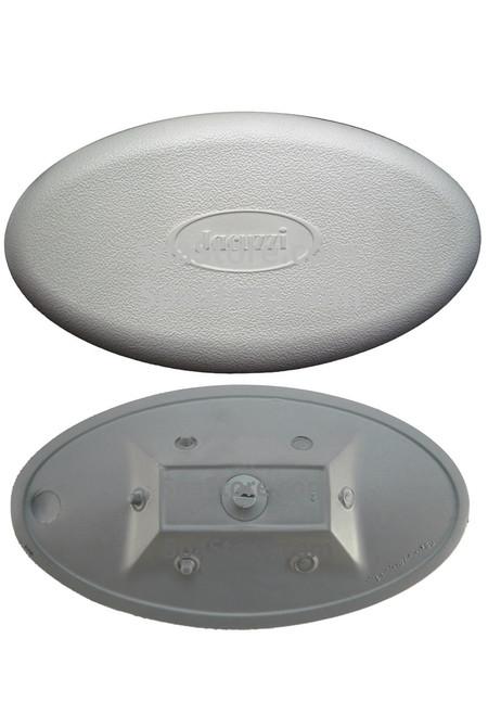 Jacuzzi® J-200 Series Hot Tub Spa Pillow Headrest Replacement, Silver, 2472-828, 2005+ J-220, J-230, J-270, J-280, J-235, J-245, J-275