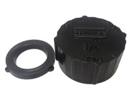 """6540-039 Spa Drain Cap with 6540-625 Gasket, 3/4"""" FHT"""