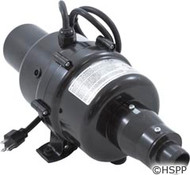 Blower,CG Air Millenium,Var-Spd,115v,9.5A,w/Htr,3ft Nema,AS