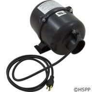 Blower, Air Supply Ultra 9000,1.0hp,115v,4.5A,Nema Cord
