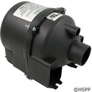 "Blower, Air Supply Max Air, 2.0hp, 230v, 4.5A, 48"" AMP Cord"