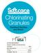Softub Softcare Chlorine 5 lbs