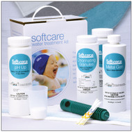 Softub Softcare Chlorine Kit: Deluxe with SPA FROG™