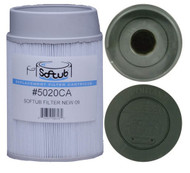 Softub Filter July 2009+ for Models 140, 220, 300 Snap-On Filter 5020, 2003905