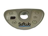 Softub Digital Control Panel T-140, T-220, Reset Button, No Light