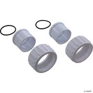 "SUNDANCE® Spas, JACUZZI®, AquaFlo, Pump Union, 1-1/2""fbt x 1-1/2""s, 1.5"" x 1.5"", tailpiece, tail piece"