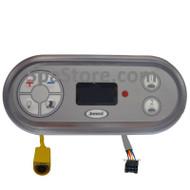 2013+ Jacuzzi® 6600-506, Hot Tub, Spa, J-LX®, J-LXL® Control Panel, LED, 2-Pump System