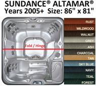 SPA COVER SUNDANCE® SPAS ALTAMAR® 2005+