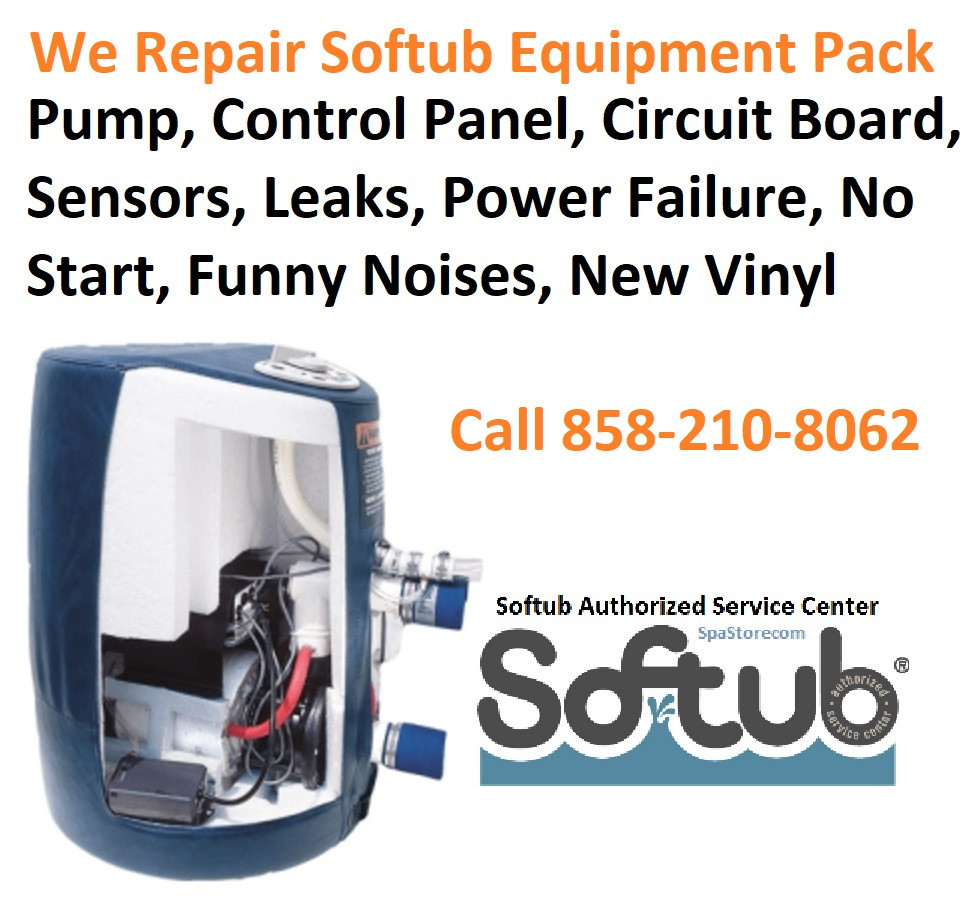 San Diego Softub Repair And Service Center