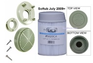 Softub Drain Suction Cover Retrofit Kit for 2009 and Prior. VGB Compliant