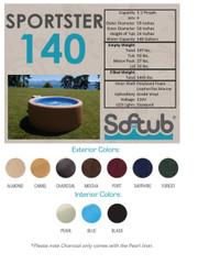 Softub Sportster 140 Model