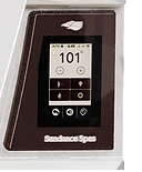 2017+ Sundance® Spas Kingston™ & Claremont™ 980™ Series Touch Screen Control Panel