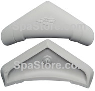 6455-501 Sundance® Spas Kingston™ & Claremont™ 980™ Series Pillows Headrest Replacement Triangle 2017+