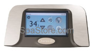 6600-348 Jacuzzi® J-585 & J-575 Years 2015+ Touch Screen Panel LCD ProTouch Glass Control Panel J-500 Series Collection