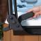 Spa Escort Cover Lift Hydraulic Safety Lock