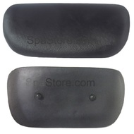 "Strong Spas & Costco Evolution Neck Pillow Headrest Replacement 9-1/2"" x 5"" with 2 Pegs / Posts"