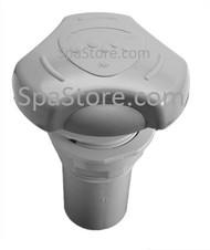 "2.75"" Knob Artesian® Spas, Island Spas, South Seas, Platinum Elite, Air Control Knob With 1 inch Plumbing"
