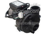 "Artesian® Spas, Ultima Circulation Pump Island, Platinum, Tidal Fit, 21-0015-81, 1/4 HP, 220 v, 1-1/2"" Connections, 2005+"