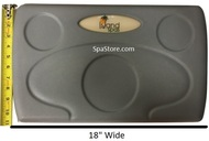Artesian Island Spas Filter Lid Tray OP26-0350-85 with Oval Logo
