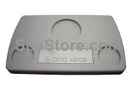 26-0110-48, Artesian Spas, Island Spas, Filter Lid, Drink Tray, Cup Holder