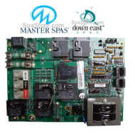 Master Spas® Down East Spas Circuit Board MAS425
