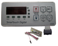 """6 Button Smart Touch Digital Topside Control Panel KP1000 With 6 Buttons 5.5"""" x 2.5"""" ACC Applied Computer Controls"""