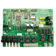 Sundance® Spas 850LCD-REV-1.29D Circuit Board, No Circulation Pump Model Cameo 1995-1997