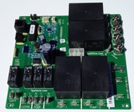 2002 Sundance® Spas OEM Circuit Board Not equipped with a circulation pump for OBH3LXD version Bahia