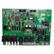 Current Version 2006 Jacuzzi® Spas, J-365 Circuit Board, Replaced 6600-092-Rev-E 850-LCD-NT, 092-120106-00072