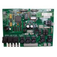 2005+ Sundance® Spas Maxxus and Aspen Circuit Board, PCB29366, 6600-398,6600-160,6600-155