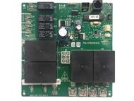 Jacuzzi® J-335 Circuit Board With Circulation Pump Option-CURRENT VERSION