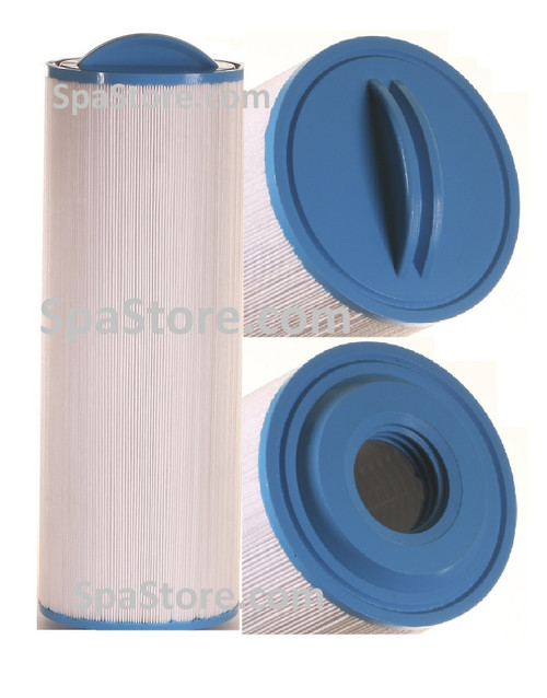 "Dynasty Spas & Swim Spa Filter 5"" x 13-1/2"" Top Handle and Bottom Female Thread"