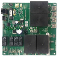 Jacuzzi® J-340 Circuit Board With Circulation Pump Option-CURRENT VERSION