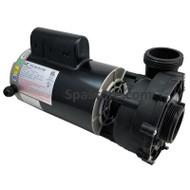 CURRENT VERSION Sundance® Spas  Optima Spa Pump Theramax II Single Speed 2.5 HP 230 Volt Baseless Replaced 2007 Obsolete Model 05225427-2