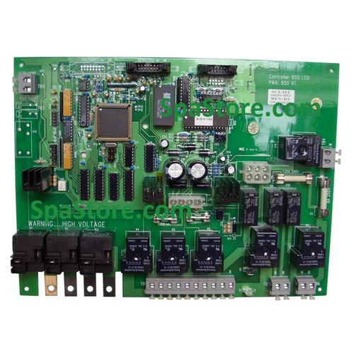 2002 Sundance® Spas Marin® Circuit Board, 850-LCD-NT