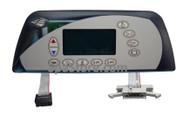 2003 Sundance® Spas Altamar® 850 Series® 11 Buttons Control 2 Jet Pumps Buttons