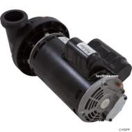 Sundance® Theramax 2 Speed Spa Pump, 2.5 HP, 230 Volt, 11.0 / 3.3 Amp, 6500-343, 48 frame. Pump Rear Image