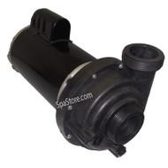 Current version 2004-2005 Sundance® Spas Redondo Pump Round Spa 120 VAC, 1.5 HP 2 Speed Pump Replaced Emerson T55CXBLJ-962