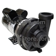 """2 Speed 2.5 HP Sundance Cameo 2003 Spa Pump 230 Volt 2"""" Plumbing Replaced Emerson T55MWCCE-1208"""