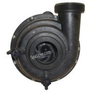 "Latest Version 2.5 HP Sundance® Spas 1998 Optima Spa Pump Baseless Pump 1 Speed 230 Volt  2"" Plumbing & 3 Wires Connection"