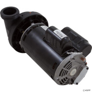 """Current Version Sundance® Spas 1998 Optima 850 Series Energy Saver Replaced 2 Speed 2.5 HP 230v Theramax II Spa Pump 2"""" Plumbing 4 Wires Connections  3450, 1725 RPM"""