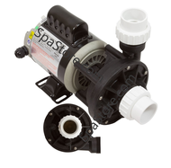 """Sundance® Spas 2005 Cameo Theramax II Circulation Heater Pump 230v Kit With O-rings x 2 Qty & 1.5"""" Union Connectors x 2 qty CURRENT VERSION Replaced CMHP 02410512-2 Emerson K55MYGRD-8367"""