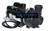 AquaTerra Spa Filtration Pump 1 Speed Replaced Obsolete 5KCP39TN4212X Marathon 2.0HP Power Right PRC4212X 2 Speed, 230 Volt, 56 Frame, Pump/Motor. Amps: 8.4/1.8
