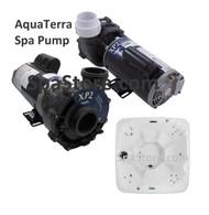 AquaTerra® Verona Spa Pump 77407, 1.5 HP, 115 Volt, Two Speed, Replaced XP2 Watkins 1431701-01
