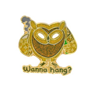 Cosmic Owl, Being at One Hat Pin
