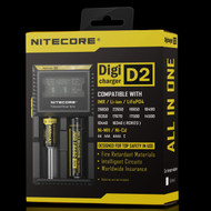 Nitecore Digital 2 Bay Charger